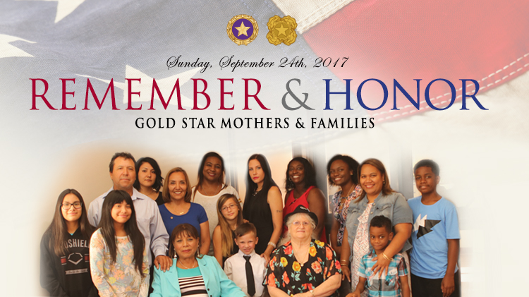 Gold Star Mothers & Families Day