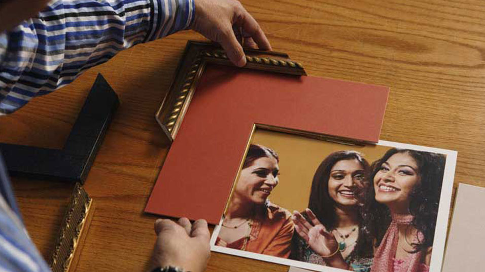 Do-It-Yourself Framing Class