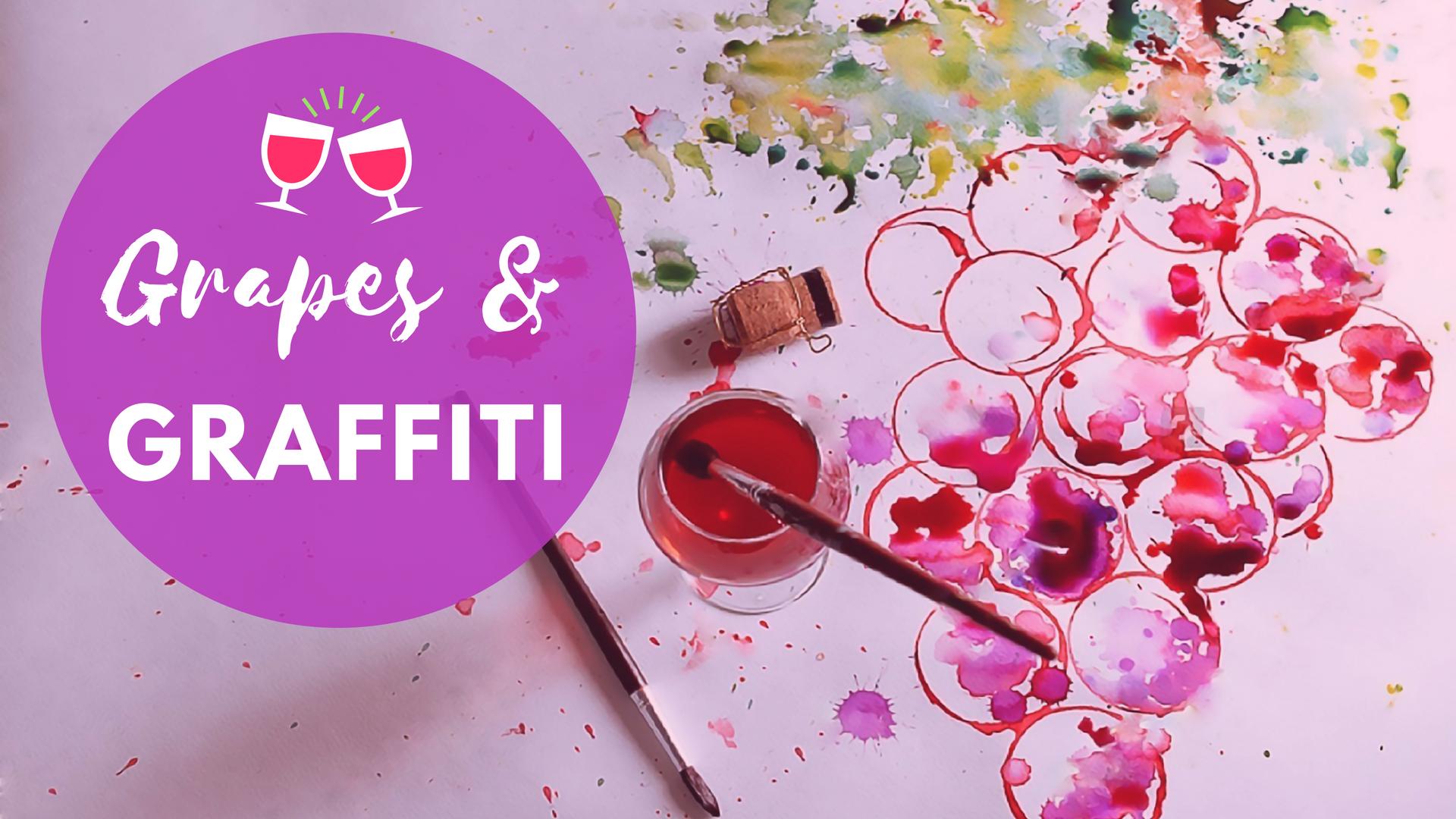 Grapes and Graffiti