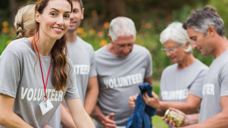 Volunteer Sign-up Rally