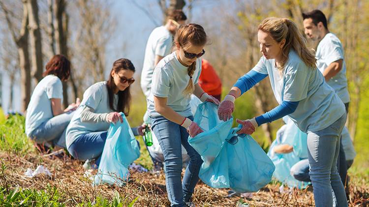 Camp Casey Ville Cleanup