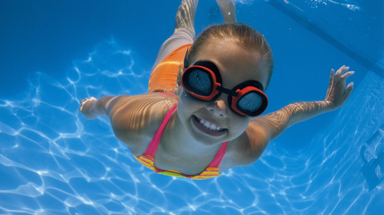Children Water Aerobics